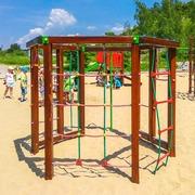 Small plac zabaw dla dzieci geosfera jaworzno
