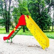 Small plac zabaw w koszecinie