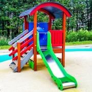Small plac zabaw dla dzieci w boronowie