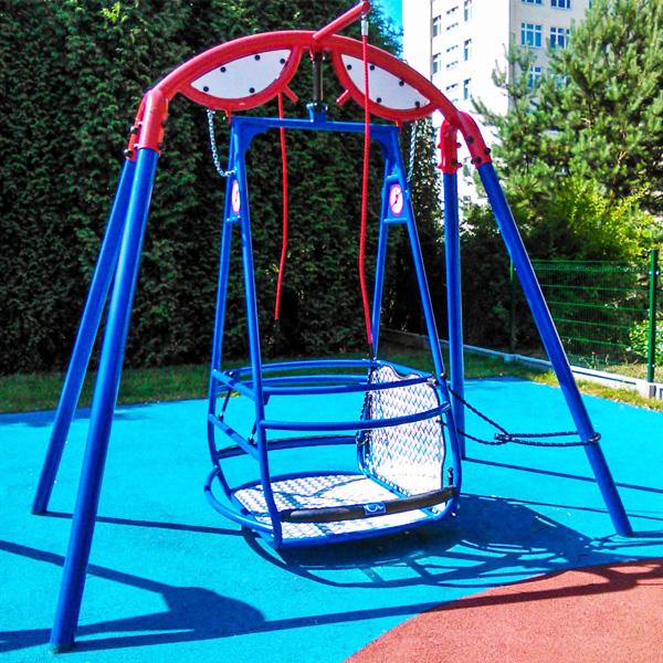 Rehabilitacyjny plac zabaw katowice