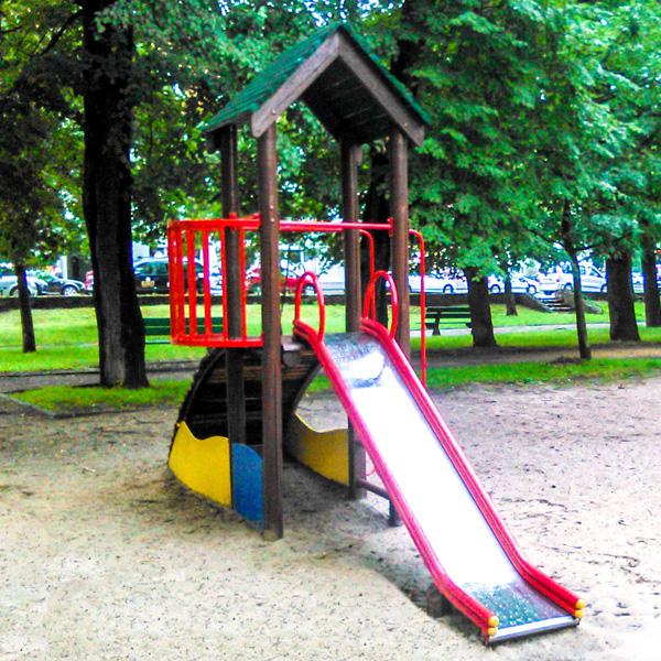Plac zabaw dla dzieci w opolu
