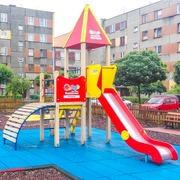 Small plac zabaw dla dzieci bukowno