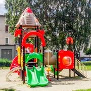 Small radlin plac zabaw dla dzieci