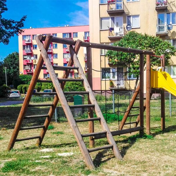 Plac zabaw dla dzieci w kielcach