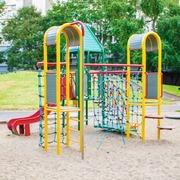 Small plac zabaw dla dzieci warszawa skwer gorka