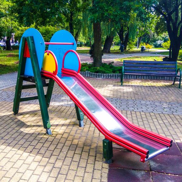 Plac zabaw dla dzieci katowice plac grunwaldzki
