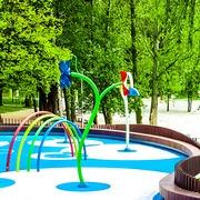 Small wodny plac zabaw dla dzieci tychy paprocany