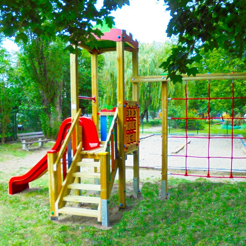 Plac zabaw dla dzieci wroclaw ul kamienna