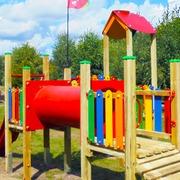 Small plac zabaw dla dzieci w chojnicach