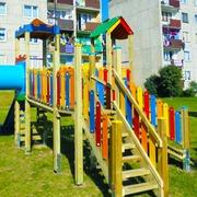 Small plac zabaw dla dzieci w myszkowie