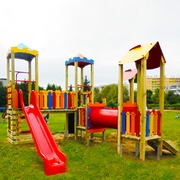 Small plac zabaw walbrzych  ul. forteczna