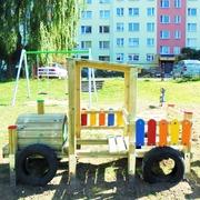 Small walbrzych plac zabaw dla dzieci