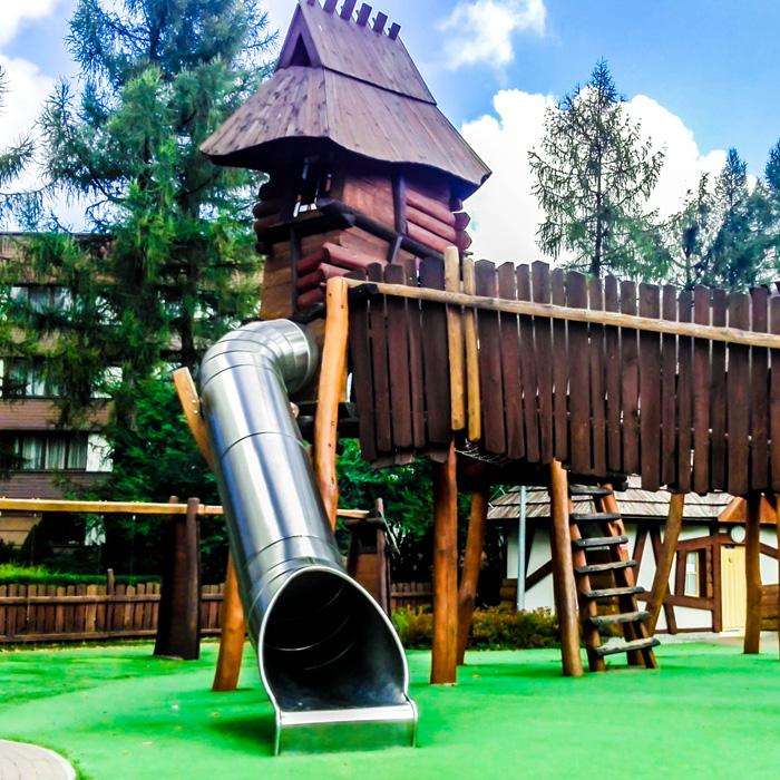 Plac zabaw dla dzieci zakopane sloneczna