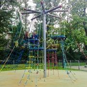 Small plac zabaw park pilsudskiego zakopane