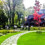 Small park miejski imienia jozefa pilsudskiego zakopane