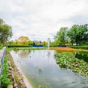 Small park zaczarowanej dorozki w krakowie