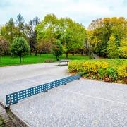 Small park tysiaclecia dla dzieci w krakowie