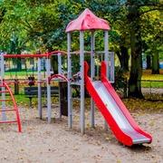 Small plac zabaw szczecin park andersa