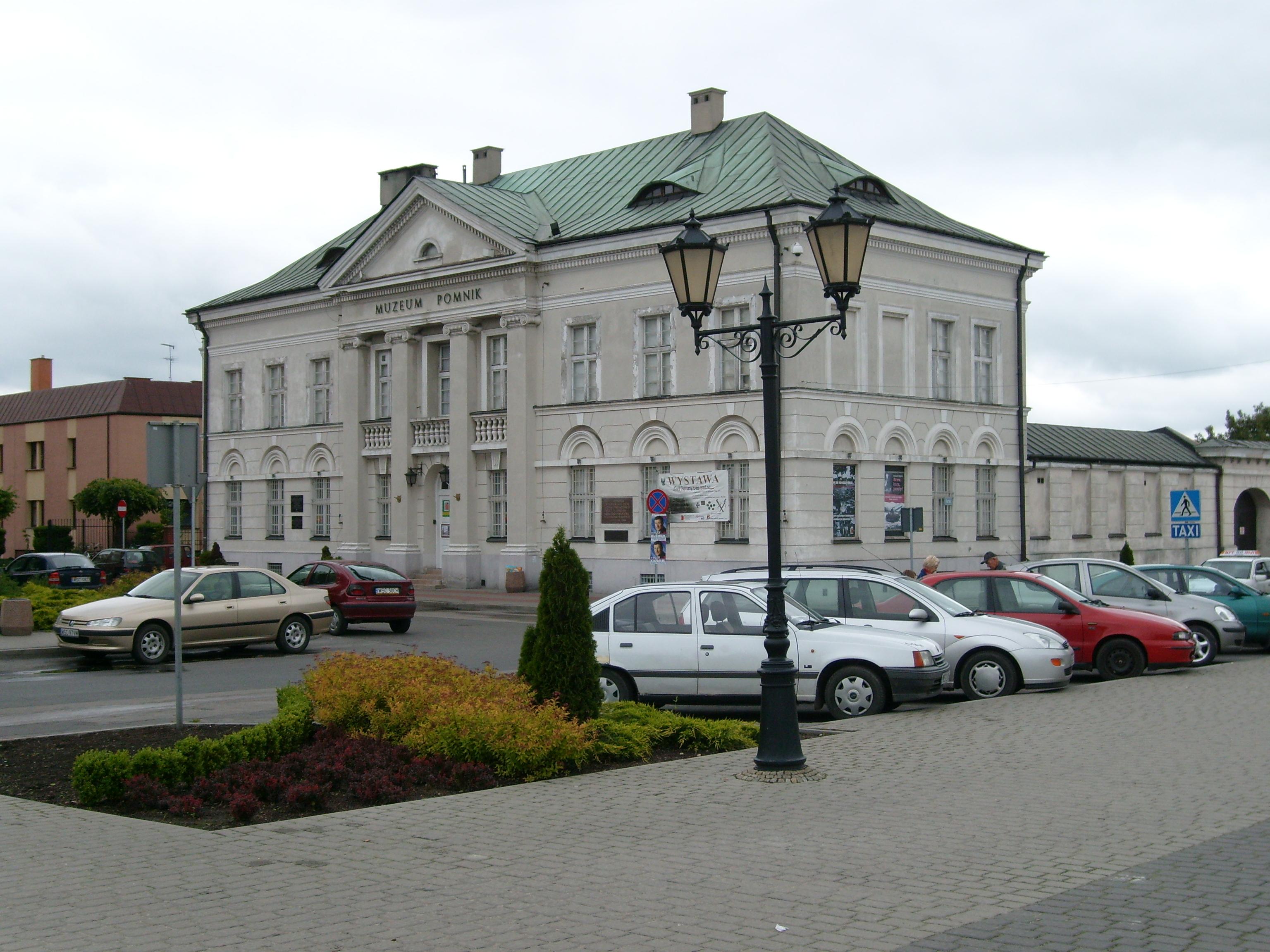 Sochaczew   ratusz muzeum