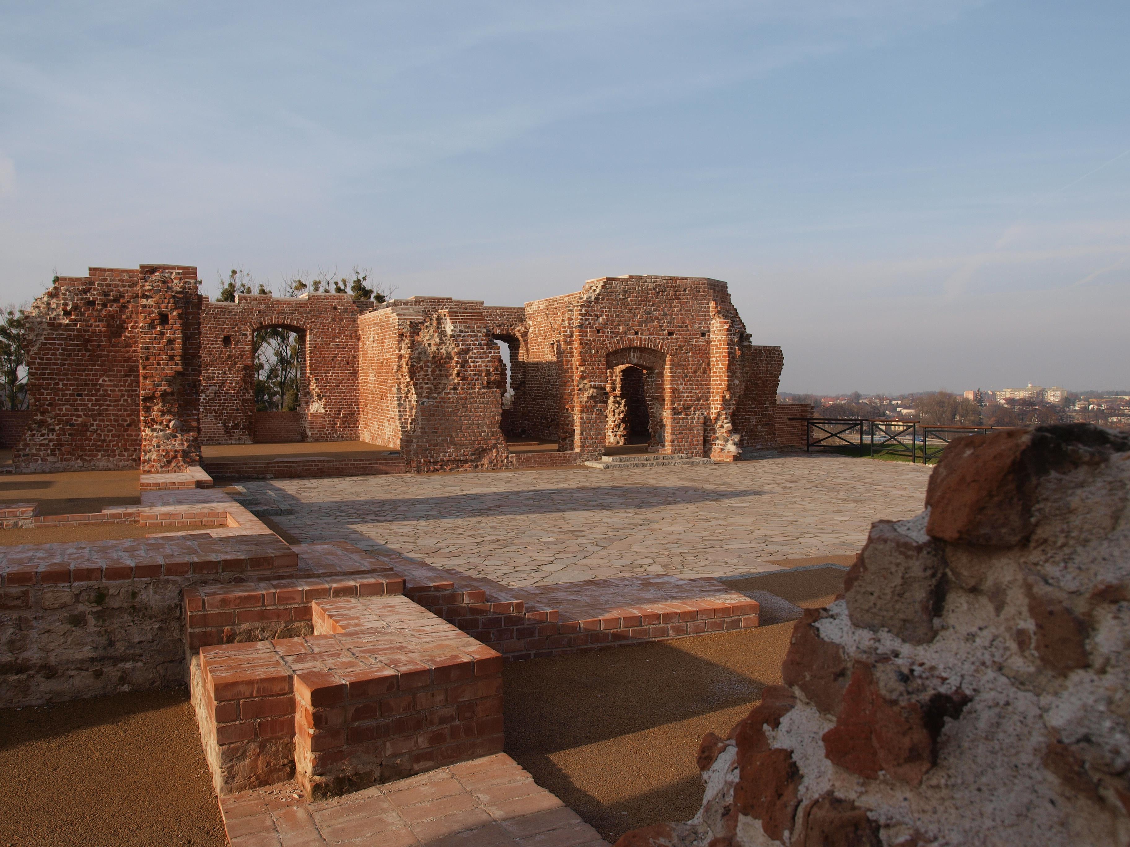 Zamek 1234