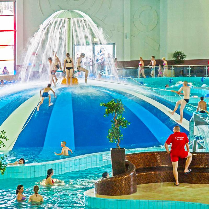Aquapark zielona gora