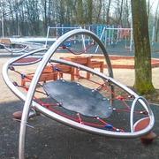 Small plac zabaw park prochownia czeladz
