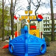 Small plac zabaw dla dzieci miedzyzdrowje