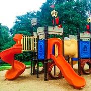 Small plac zabaw park centralny olsztyn