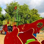 Small plac zabaw zgierz park tadeusza kosciuszki