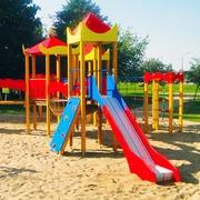 Small plac zabaw dla dzieci w gdansku
