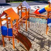 Small plac zabaw przy sp nr 1 w jaworzynce
