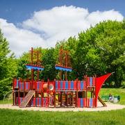 Small plac zabaw  odz park julianowski