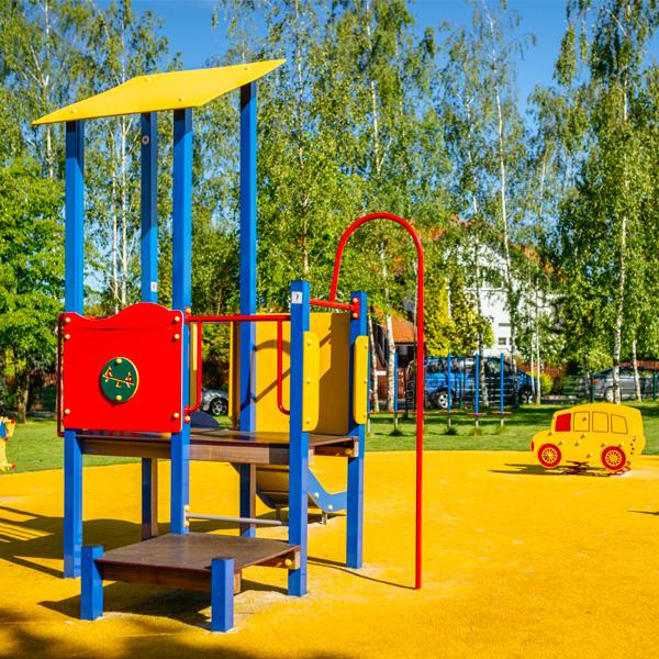 Plac zabaw bielany wroclawskie