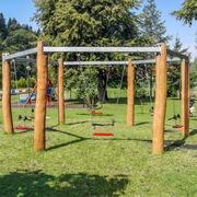 Small plac zabaw dla dzieci brenna