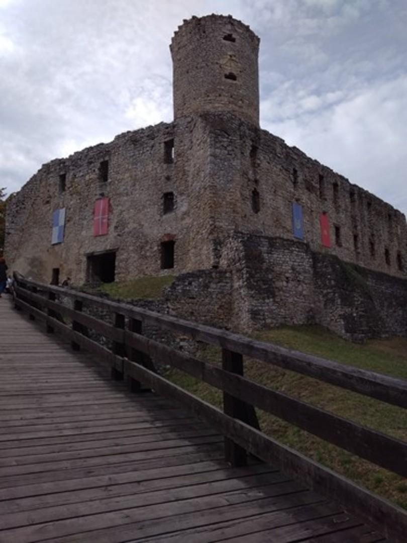 Zamek lipowiec 18..