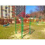 Small plac zabaw katowice uniwersytecka  5
