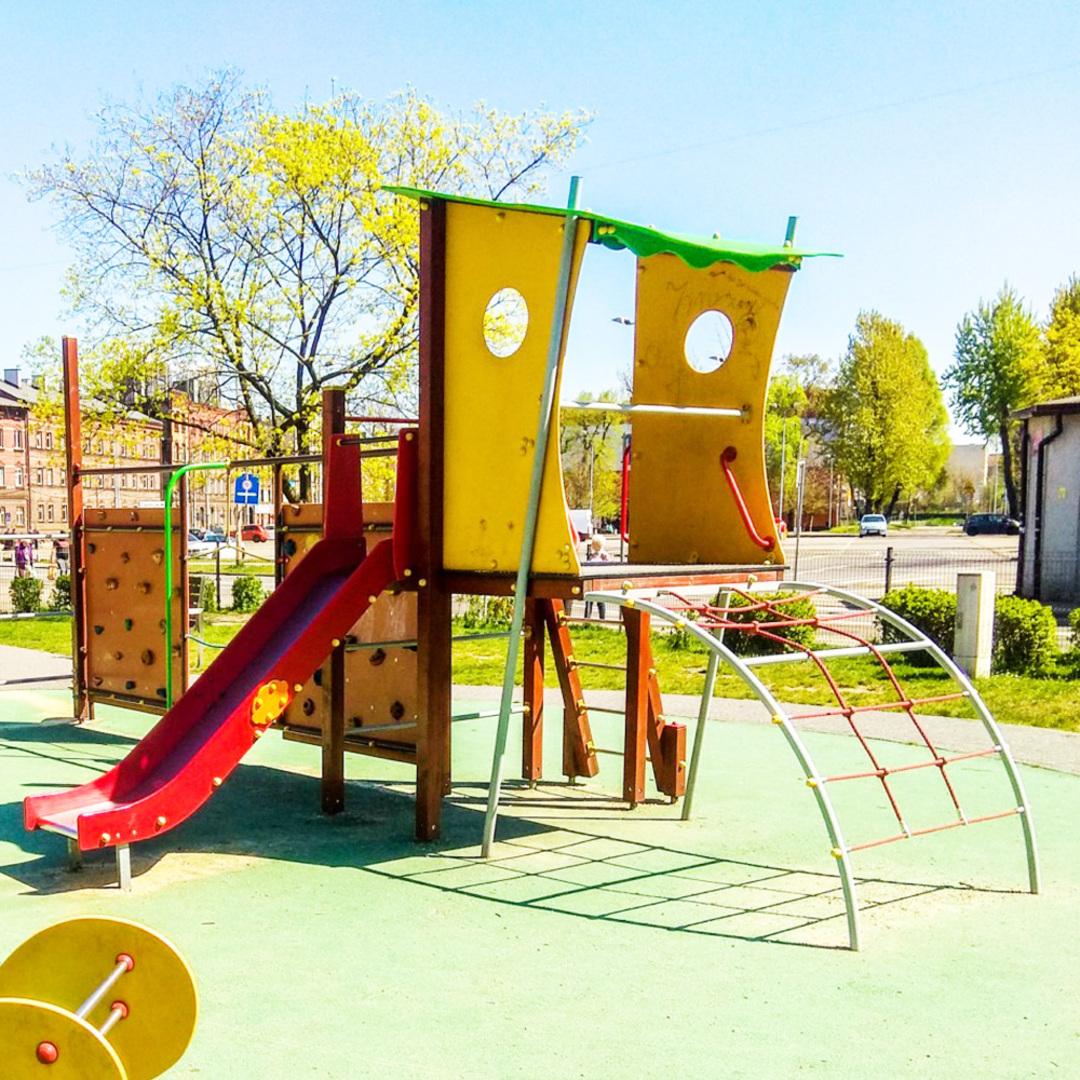Plac zabaw dla dzieci zaleze katowice