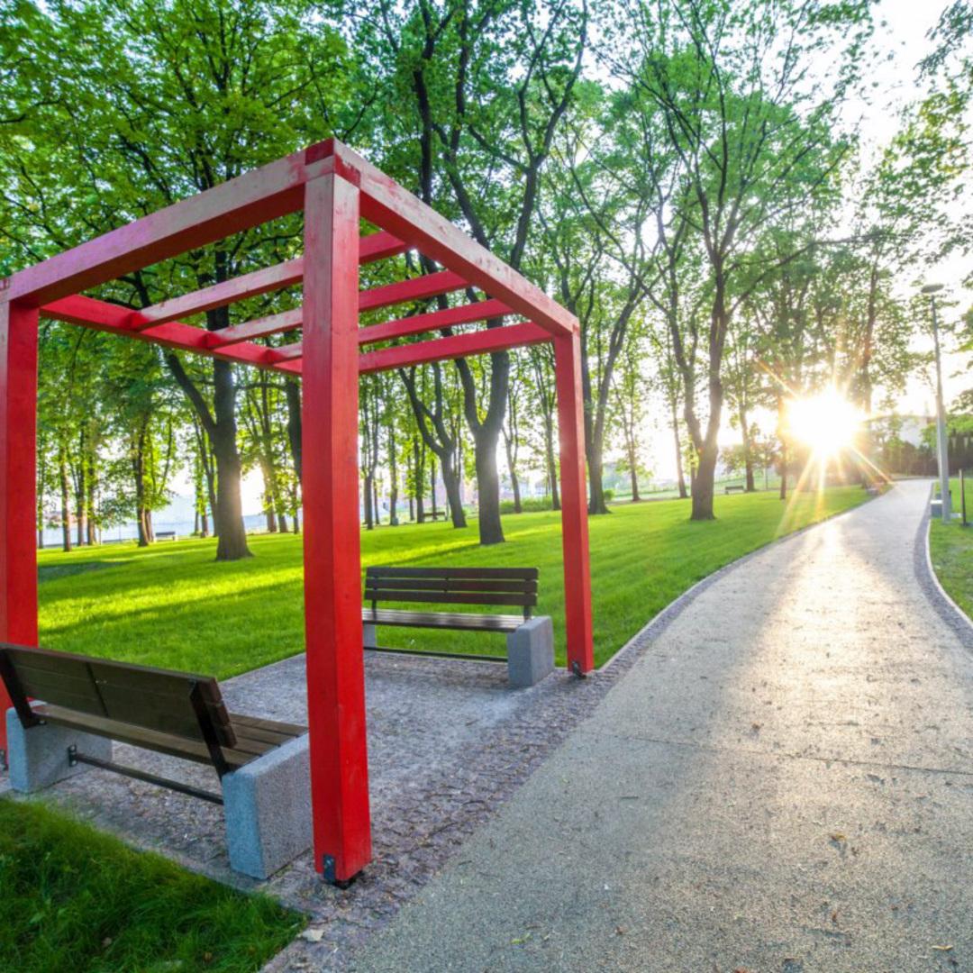 Park bogucki katowice