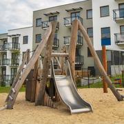 Small plac zabaw gdansk osiedle wolne miasto