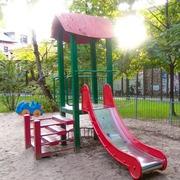 Small plac zabaw olkusz park miejski