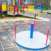 Small plac zabaw dla dzieci skwer nacka gliwice