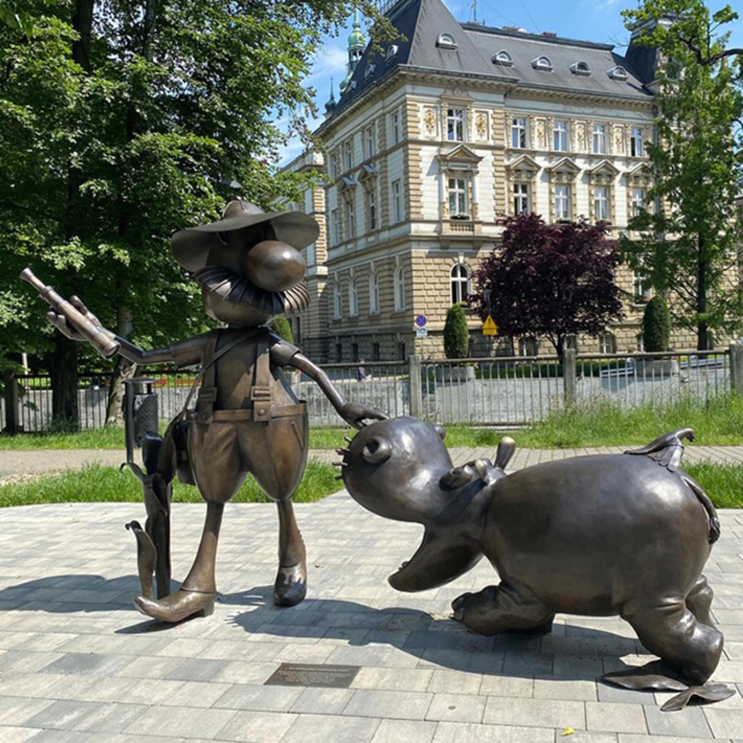 Hipopotam bielsko biala