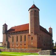 Small zamek biskupow warminskich lidzbark warminski