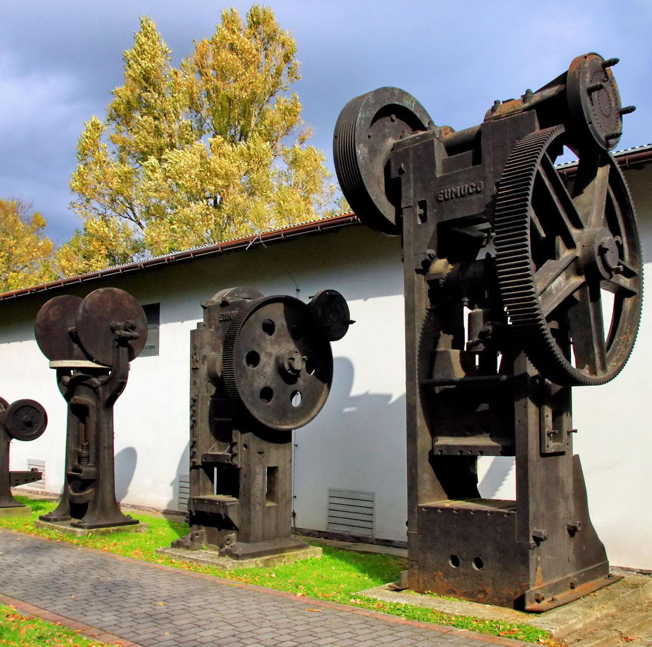 Muzeum ustron skie  urza dzenia hydrotechniczne  1