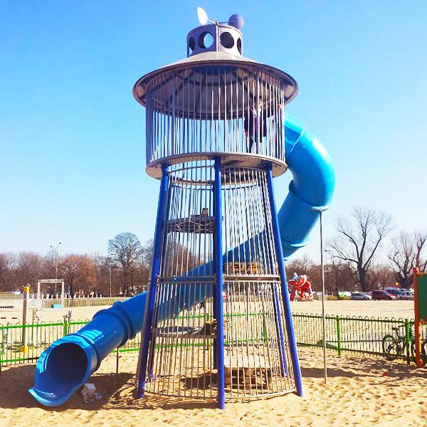 Plac zabaw dla dzieci warszawa wilanow plaza