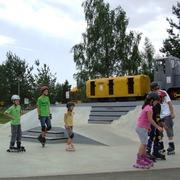 Small skatepark olkusz 3