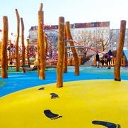 Small plac zabaw dla dzieci wroclaw plac pereca