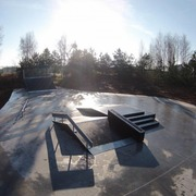 Small skatepark kamionki eehge a gaa