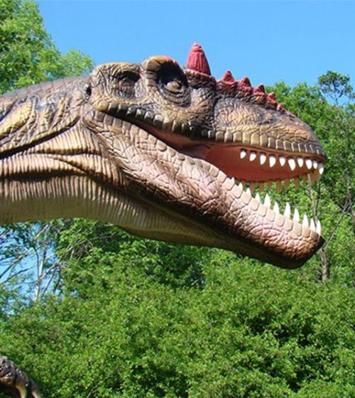 Park dinozaurow ustron