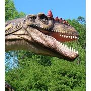Small park dinozaurow ustron
